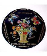 Limoges France China Porcelain Floral Butterfly... - $14.95