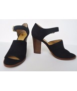 NIB Vince Camuto Phylida Suede Ankle Strap Sand... - $149.95