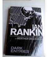 DARK ENTRIES DC VERTIGO IAN RANKIN GRAPHIC NOVEL Readers Copy
