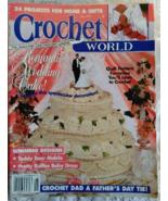 Crochet World, June 1995, Volume 18, Number 3 - $5.00