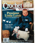 Crochet World, October 1996, Volume 19, Number 5 - $5.00