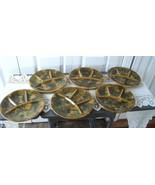 Beauceware Paysan Fondue/Sushi 6 Plates Beaucew... - $47.87