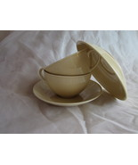 Lot of 2 Cups and 2 Saucers Gustafsberg 1996 Sw... - $19.99
