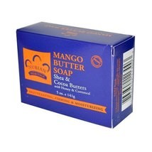 Mango Body Butter Soap With Honey & Cornmeal by... - $8.33