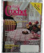 McCall's Crochet, February 1994, Volume 8, Numb... - $5.00
