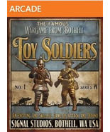 Toy Soldiers xbox 360/ONE game Full download ca... - $6.88
