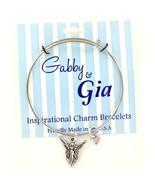 Gabby & Gia Charm Bracelet : Fairy Goddess - $30.00