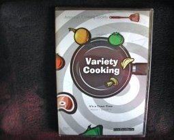 Variety Cooking It's a Trout Time DVDs