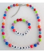 Toddler Infant Jewelry Personalized Necklace an... - $15.98