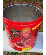 1991 WWF Wrestling Garbage Trash Can Hulk Hogan... - $37.04