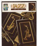 Jazz Duo Cross Stitch Patterns Stitchery Music ... - $7.99