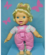 Mealtime Magic Baby Doll - $9.99