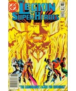 Legion of Super-Heroes #288 The Legionnaire's M... - $6.54