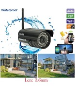Wireless CMOS 0.3MP Outdoor Waterproof IP P2P C... - $52.99