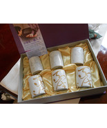 China Airlines Yingge Pottery 6 Pc. Taiwanese T... - $95.55