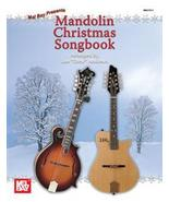 Mandolin Christmas Songbook/Easy Arrangements/T... - $8.99