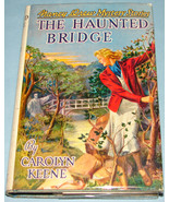 Nancy Drew #15 The Haunted Bridge Orig Text DJ - $9.99