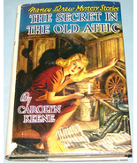 Nancy Drew #21 Secret in the Old Attic Orig Tex... - $9.99
