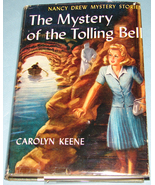 Nancy Drew #23 Mystery of Tolling Bell Orig Tex... - $11.99
