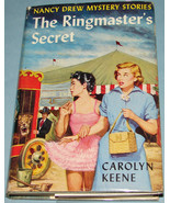 Nancy Drew #31 The Ringmaster's Secret Orig Tex... - $11.99