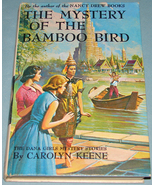 Dana Girls #22 Mystery of the Bamboo Bird 1960 PC - $14.99