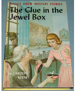 Nancy Drew #20 Clue in Jewel Box Orig Text 1st PC - $9.99