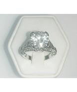 Engagement Ring Ladies Size 6 - $25.00