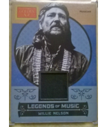 2014 PANINI GOLDEN AGES..WILLIE NELSON..#7 MEMO... - $12.00