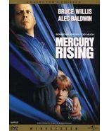 Mercury Rising DVD (Bruce Willis, Alec Baldwin) - $8.00