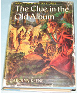 Nancy Drew #24 Clue in Old Album 2nd Prt DJ - $9.99