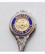 Collector Souvenir Spoon USA Montana Malta Aug ... - $9.98