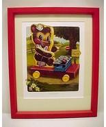 Fisher Price Toy Teddy Xylophone Ltd Ed Nursery... - $12.00