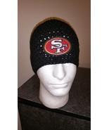 San Francisco 49ers Handmade Crochet Beanie - $25.00