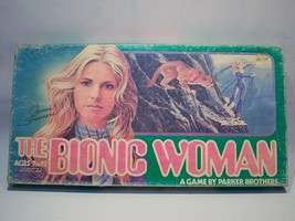 Vintage Parker Brothers 1976 The Bionic Women T... - $29.69