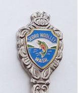 Collector Souvenir Spoon USA Washington Sedro-W... - $9.99