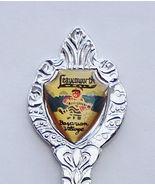 Collector Souvenir Spoon USA Washington Leavenw... - $9.99