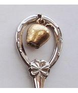 Collector Souvenir Spoon USA Washington Apple C... - $9.99