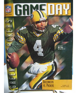 Buccaneers VS Packers Game Day Program 12-7-97 ... - $29.99