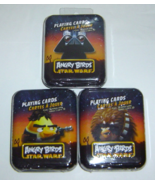 Angry Birds Star Wars Collectible Playing Cards... - $6.50