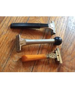 Schick Vintage set 3 Injector Safety Razor for ... - $75.00