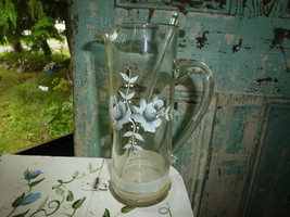 Vintage Retro 60s Cocktail Martini Pitcher Hand... - $37.04