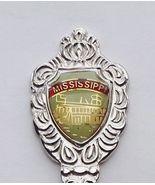 Collector Souvenir Spoon USA Mississippi River ... - $8.98