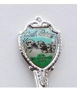 Collector Souvenir Spoon USA South Dakota Mt Ru... - $8.99