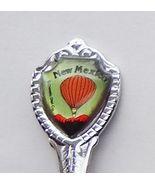 Collector Souvenir Spoon USA New Mexico Hot Air... - $8.98