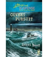 Covert Pursuit by Terri Reed (2010, Paperback) - $0.99