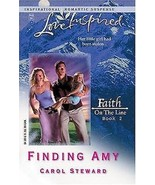 Love Inspired: Finding Amy 263 by Carol Steward... - $0.99