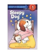 Step into Reading: Sleepy Dog by Harriet Ziefer... - $0.49