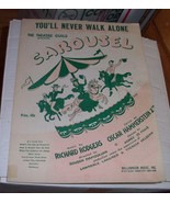 You'll Never Walk Alone Sheet Music by Richard ... - $0.99