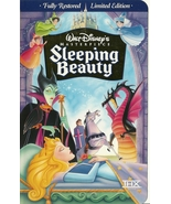 Sleeping Beauty VHS Disney Animated Limited Edi... - $2.99