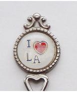 Collector Souvenir Spoon USA California Los Ang... - $8.99
